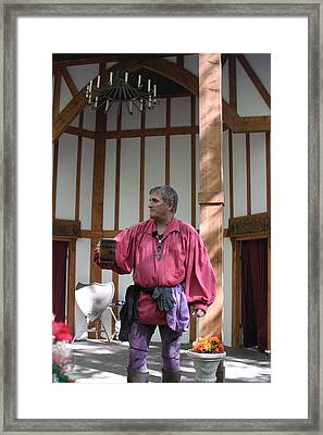 Maryland Renaissance Festival - Puke N Snot - 12123 Framed Print by DC Photographer