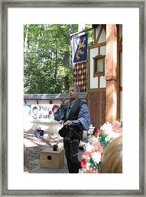 Maryland Renaissance Festival - Puke N Snot - 12124 Framed Print by DC Photographer