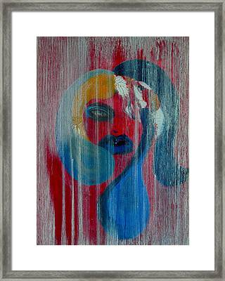 Masika Framed Print by LeeAnn Alexander