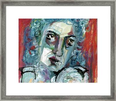 Masquerade Framed Print by Jim Vance