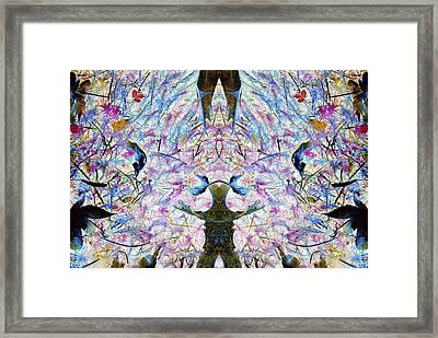 Master Manifestor Framed Print