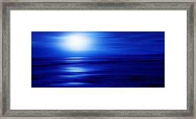 Master Of Landscapes Morning Dreams .  Ttft Framed Print by Sir Josef - Social Critic -  Maha Art