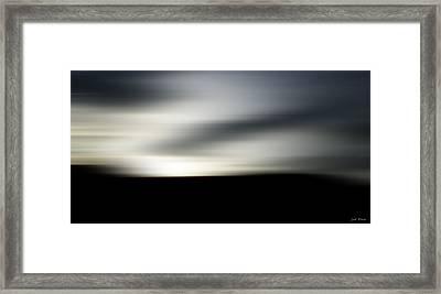 Master Of Landscapes Morning Dreams Framed Print by Sir Josef - Social Critic -  Maha Art