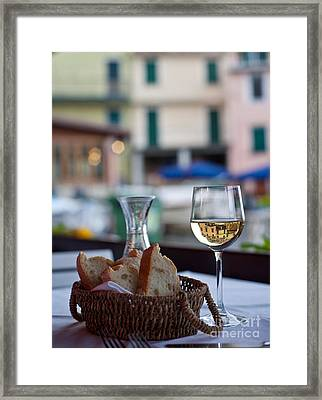 Mastering The Art Of Living Well Framed Print