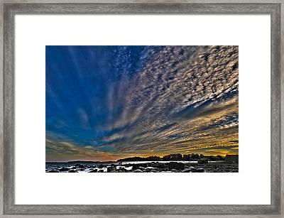 Masterpiece By Nature Framed Print by Randi Grace Nilsberg