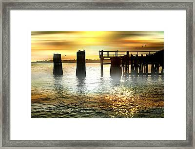 Masterpiece In You Framed Print