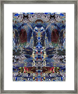 Match Our Foundations 2013 Framed Print by James Warren