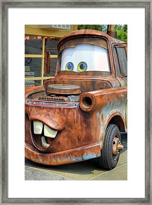 Mater Framed Print