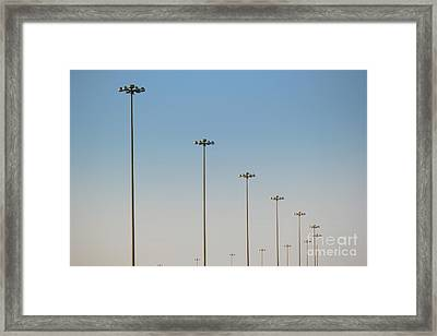 Matter Of Perception Framed Print by Vishakha Bhagat