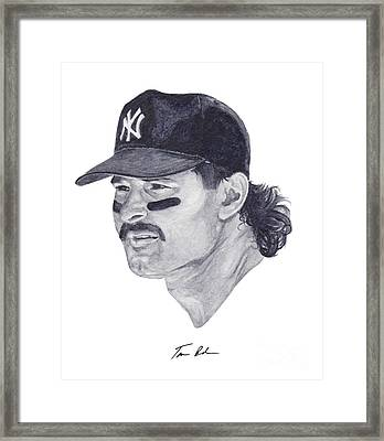 Mattingly Framed Print