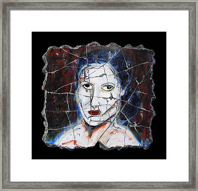 Maude Framed Print
