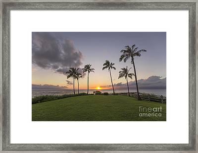 Maui Hawai'i Framed Print