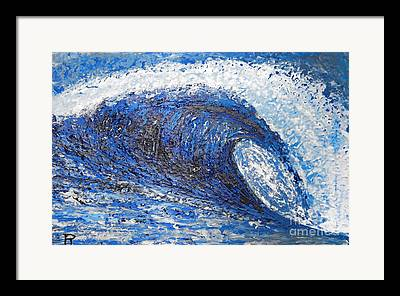 Jay Moriarity Framed Prints