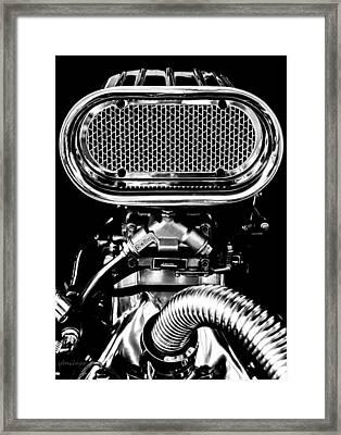 Maximum Rpm Framed Print by Steven Milner