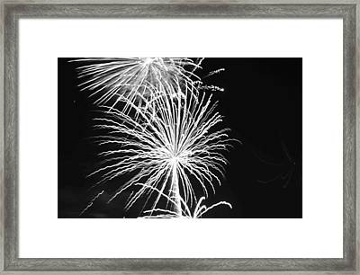 May Freedom And Liberty Ring Framed Print