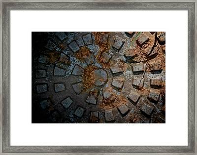 Maya Framed Print by Odd Jeppesen