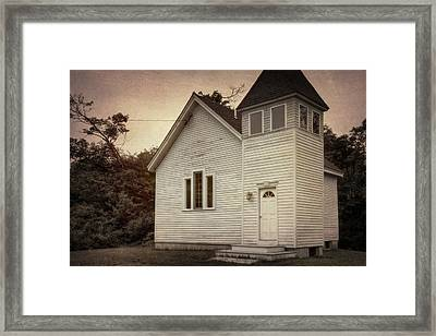 Maybe A Church Framed Print