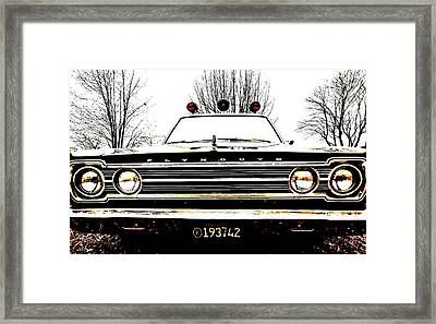 Mayberry Framed Print by Sharon Costa