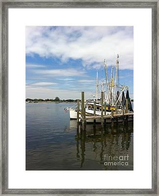 Mayport Framed Print