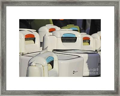 Maytag Framed Print