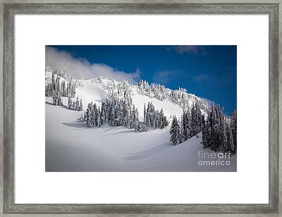 Mazama Ridge Framed Print