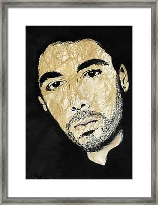 MCA Framed Print by Gordon Dean II