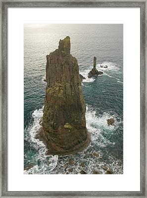 Mccleods Maidens Framed Print
