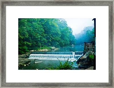 Mcconnell Mills Wat255-1 Framed Print by G L Sarti