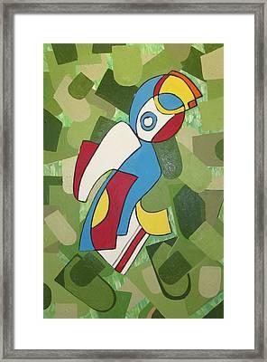 Mccoy Framed Print by Daniel Burtea