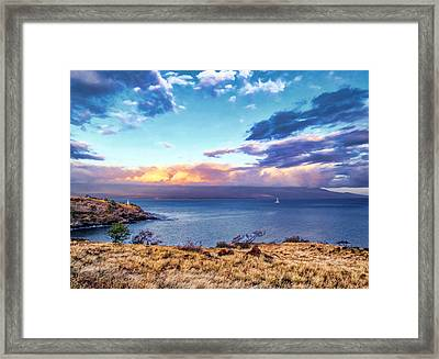 Mcgregor Point 1 Framed Print