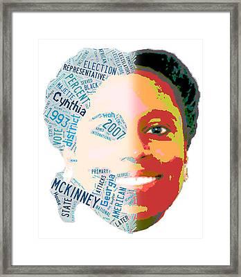 Mckinney Framed Print