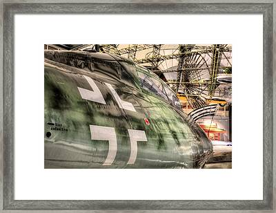 Me262 Framed Print by JC Findley