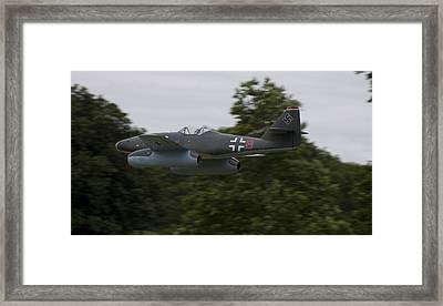 Me262 Framed Print by Keith Griffiths