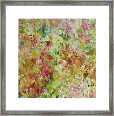 Meadows Framed Print