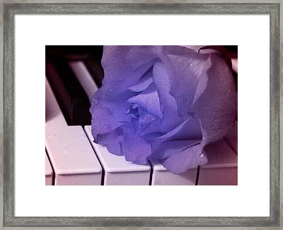 Meaningful Framed Print by The Art Of Marilyn Ridoutt-Greene
