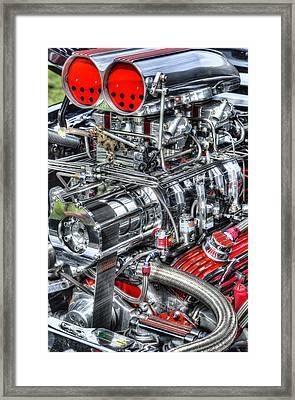 Mechanics Framed Print by Bill Wakeley