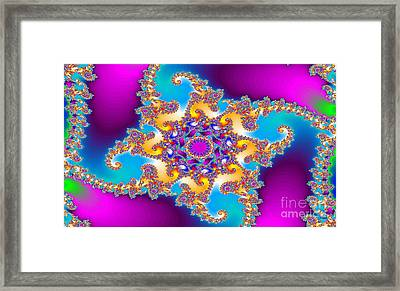 Meditation 1 Framed Print by Steed Edwards