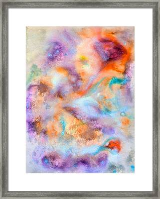 Meditation Framed Print by  Heidi Scott
