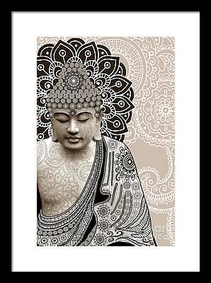 Siddharta Framed Prints