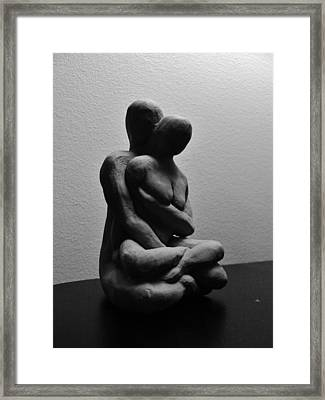 Meditations Framed Print by Barbara St Jean