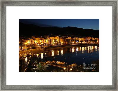 Mediterranean Magic Framed Print