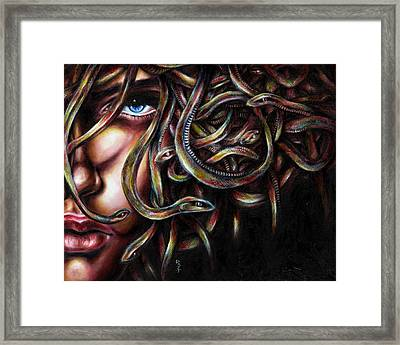 Medusa No. Two Framed Print