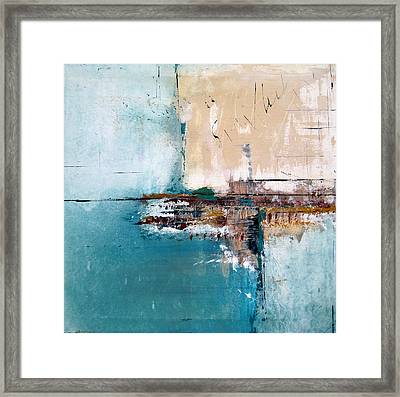 Meet Me By The Sea By Elwira Pioro Framed Print