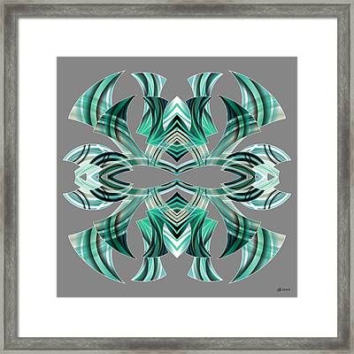 Meeting 13 Framed Print by Brian Johnson