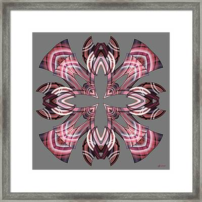Meeting 14 Framed Print by Brian Johnson