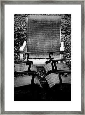 Meeting Adjourned Framed Print by David Weeks