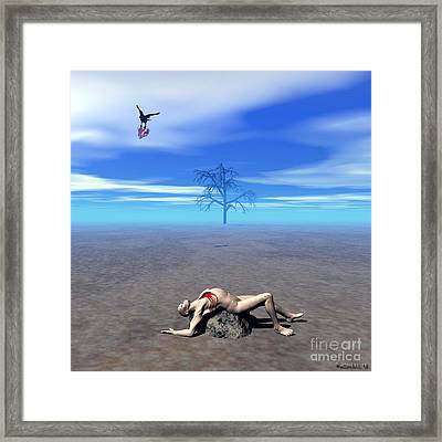 Melancholia 1 Framed Print