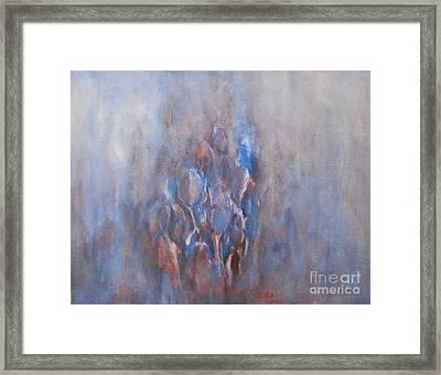Melancholy Framed Print by Jane  See