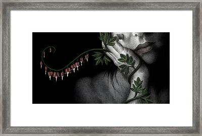 Melancholy Framed Print by Pat Erickson