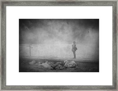 Melatonin Framed Print by Taylan Apukovska